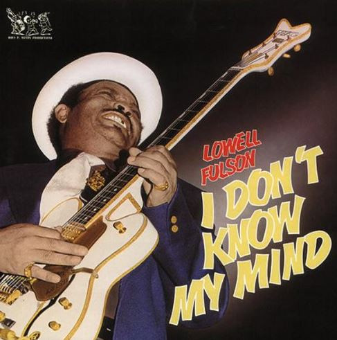 I Don't Know My Mind (LP)