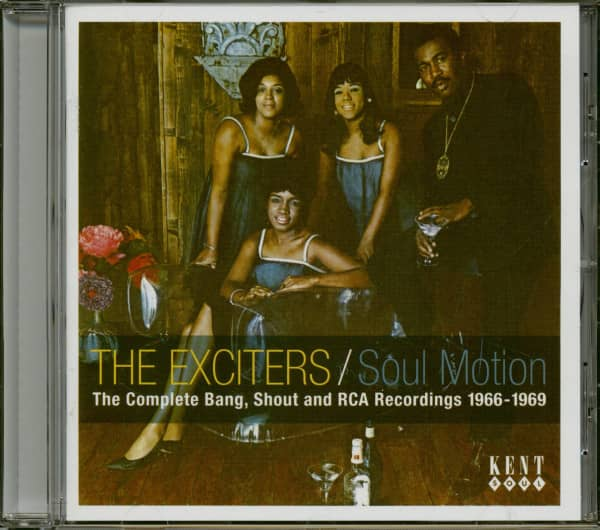 Soul Motion (CD)