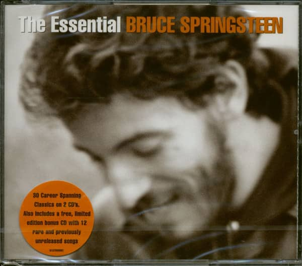 The Essential Bruce Springsteen (3-CD)