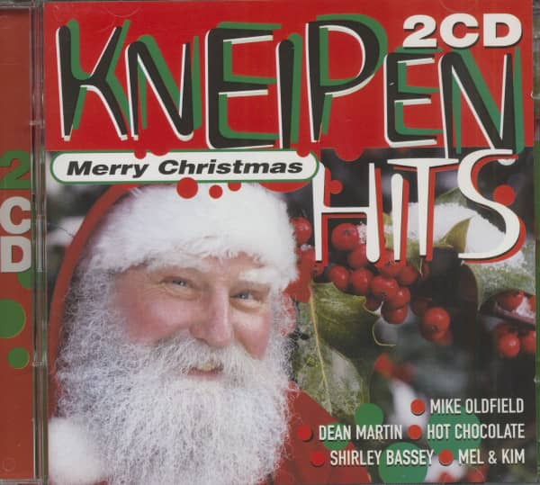 Merry Christmas - Kneipen Hits 2-CD