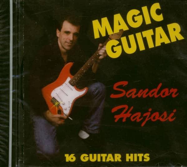 Magic Guitars (CD Album)