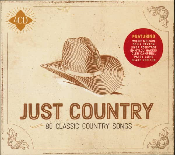 Just Country (4-CD)