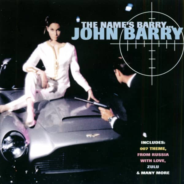The Name's Barry...John Barry