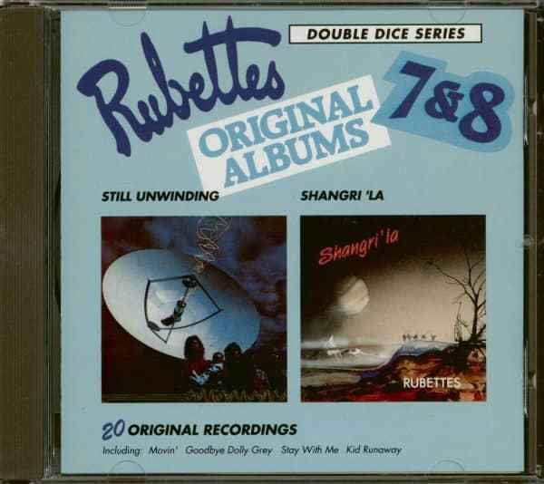 Original Albums 7 & 8 - Still Unwinding - Shangri ´LA (CD)