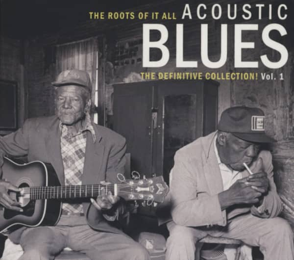 Acoustic Blues Vol.1 (2-CD)