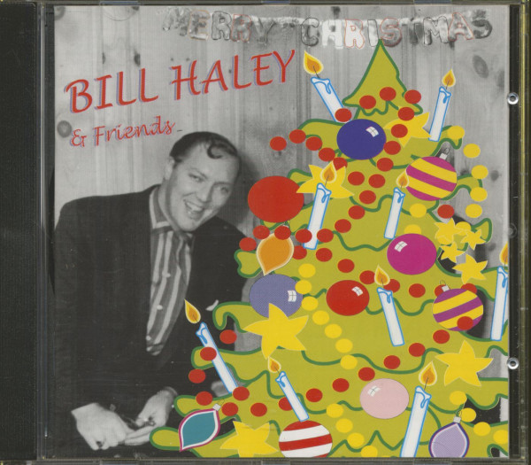 Bill Haley & Friends, Vol.1 - Merry Christmas (CD)