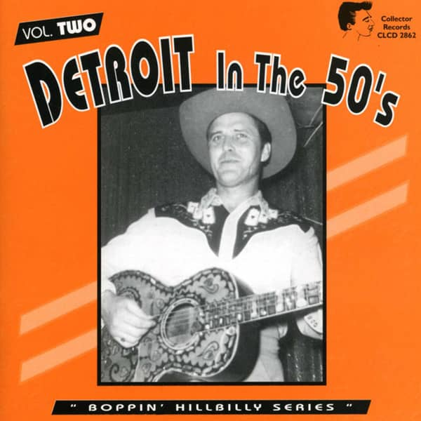Vol.2, Detroit In The 50s