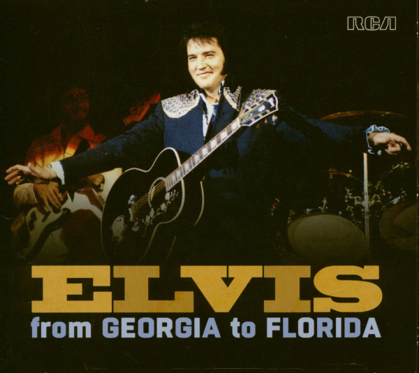 From Georgia To Florida (2-CD)