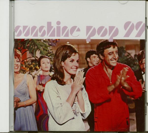 Sunshine Pop 99 (CD)