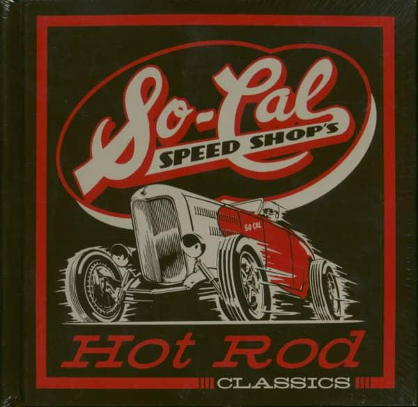 So-Cal Speed Shop's Hot Rod Classics (4-CD Digibook)