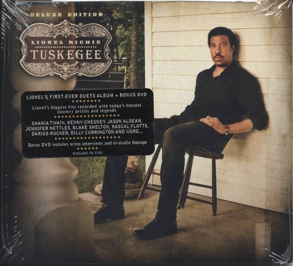 Tuskegee (CD-DVD)