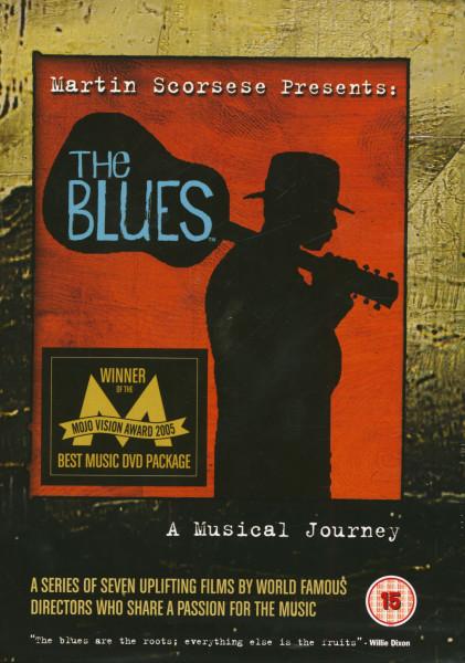 Martin Scorsese Presents The Blues (7-DVD)(0)
