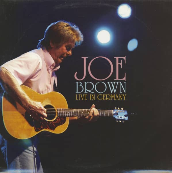 Joe Brown - Live In Germany (LP)