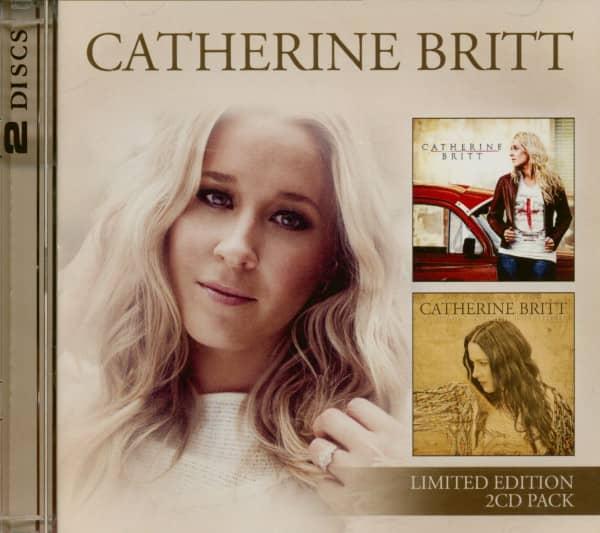 Catherine Britt - Always Never Enough (2-CD)