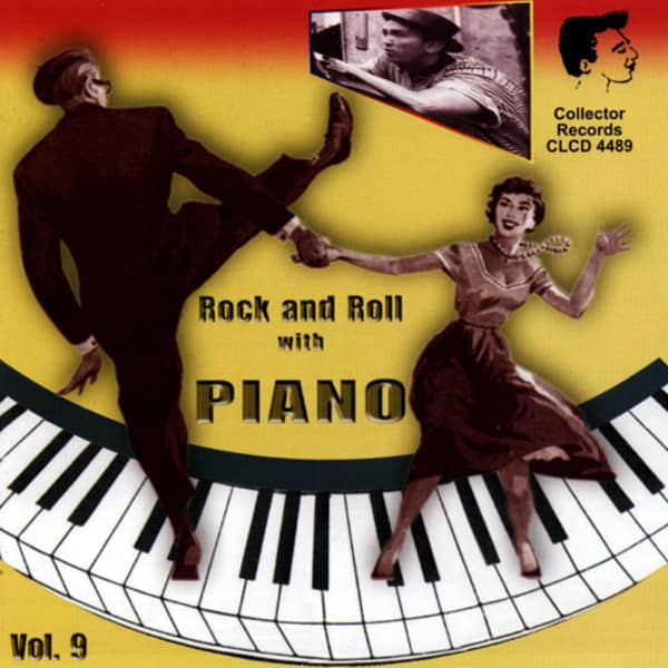 Vol.9, Rock & Roll With Piano