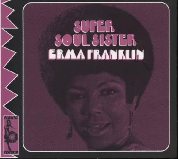 Super Soul Sister 1968-70 (digipac)