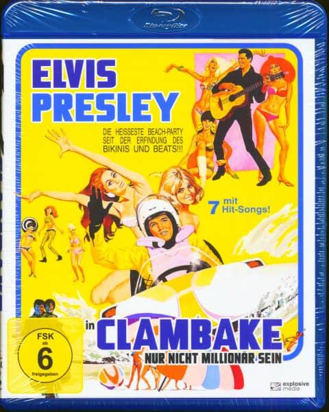 Clambake - Nur nicht Millionär sein (Blu-Ray Disc)