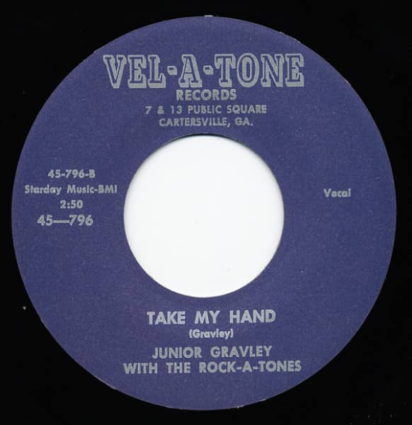 You Lied To Me Honey - Take My Hand (7inch, 45rpm)