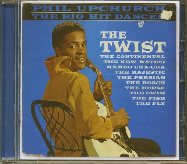 The Big Hit Dances - Featuring Phil Upchurch & The Greatest Dancefloor Moves (CD)