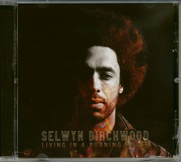 Living In A Burning House (CD)