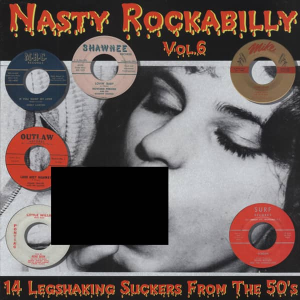 Vol.6, Nasty Rockabilly