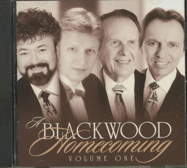 A Blackwood Homecoming (CD)