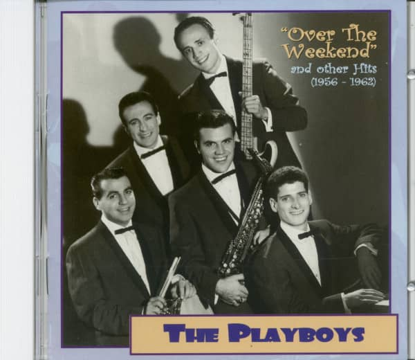 Over The Weekend - And Other Hits 1956-1962 (CD)
