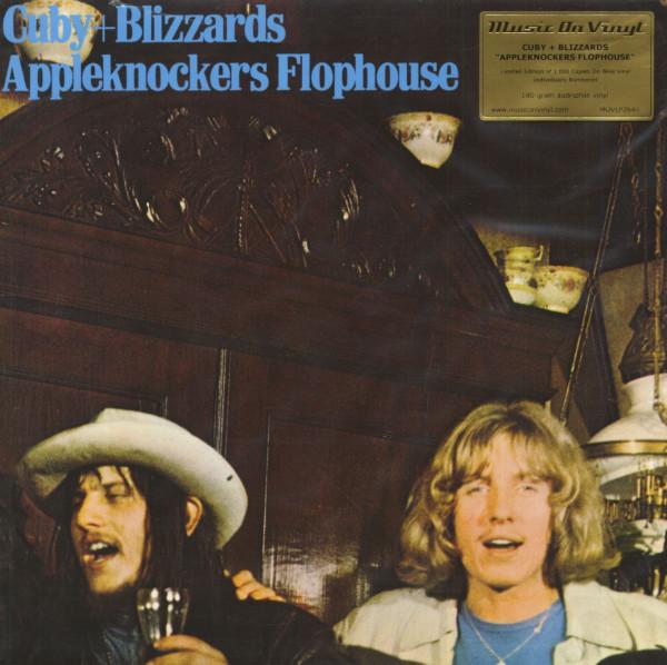 Appleknockers Flophouse (LP, 180g Vinyl, Colored, Ltd.)