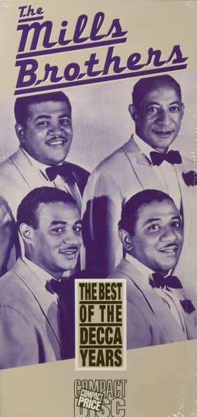 The Best Of The Decca Years (CD, US Longbox)