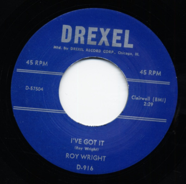I've Got It b-w No Haps 7inch, 45rpm