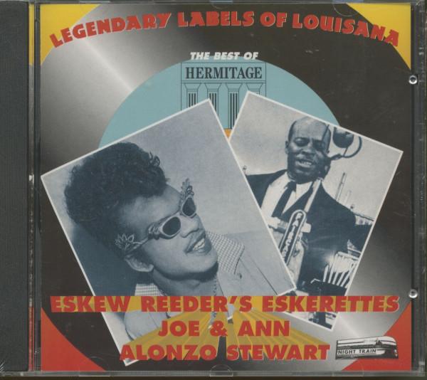 Legendary Labels Of Louisiana - Hermitage