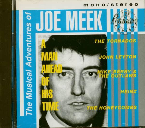 The Musical Adventures Of Joe Meek (CD)