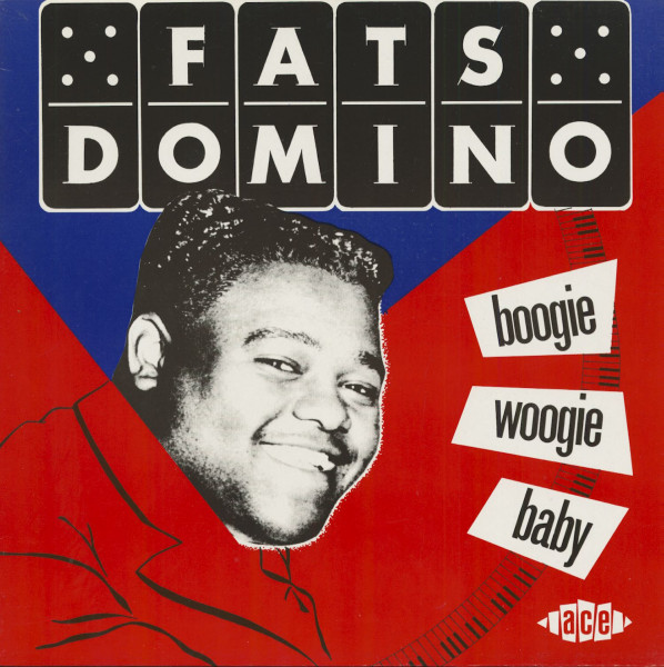Boogie Woogie Baby (LP)
