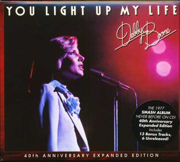 You Light Up My Life - 40th Anniversary Expanded Edition (CD)