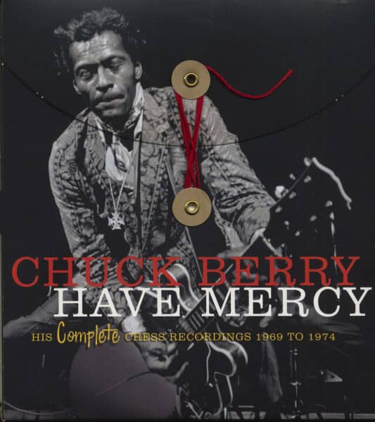 Have Mercy - Complete Chess 1969-74 (4-CD)