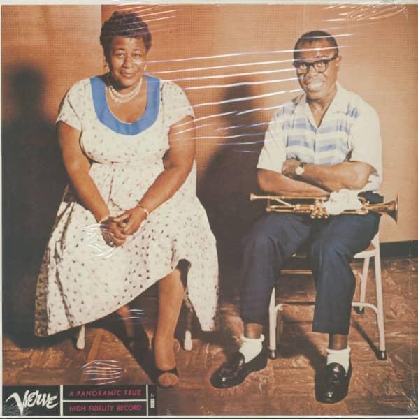 Ella And Louis (LP)