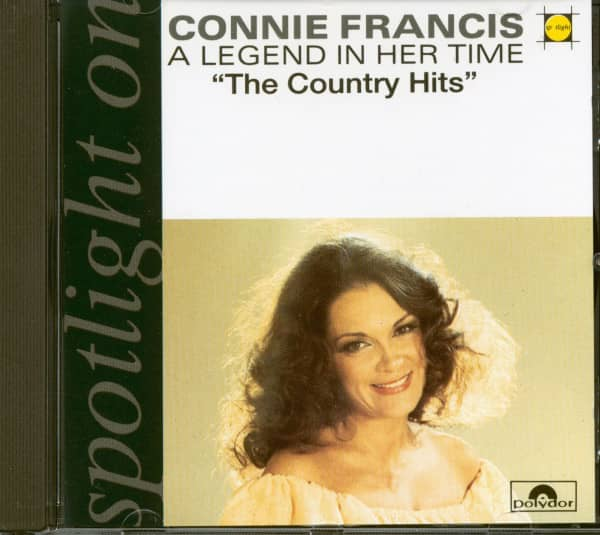Spotlight On Connie Francis (CD)