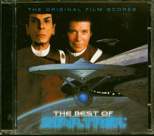 The Best Of Star Trek - The Original Film Scores (CD)