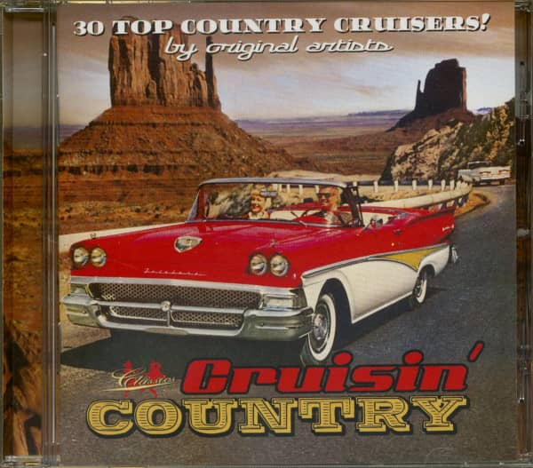 Cruisin' Country Vol.1 (CD)