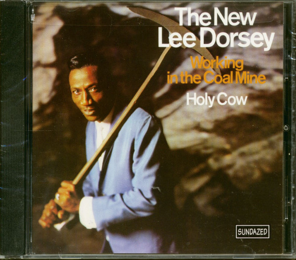 The New Lee Dorsey (CD)