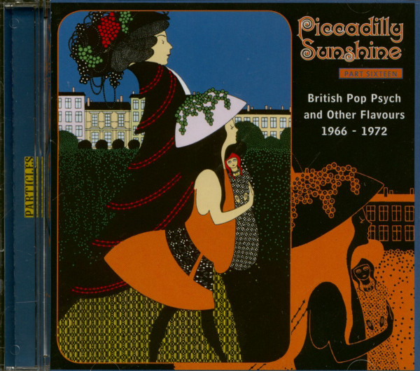 Piccadilly Sunshine Part 16 (CD)