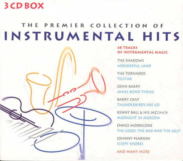 Instrumental Hits - Premier Collection (3-CD)