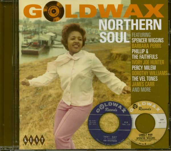 Goldwax Northern Soul (CD)
