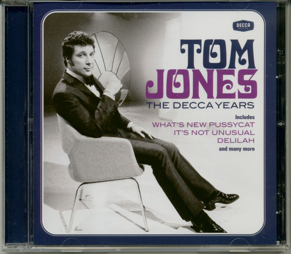 The Decca Years (CD)