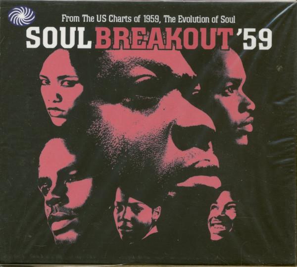 Soul Breakout '59 (CD)