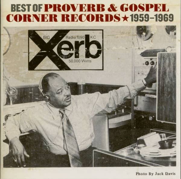 Best Of Proverb & Gospel Corner 1959-1969 (2-CD)