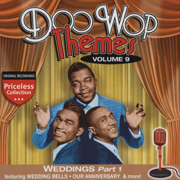Vol.9, Doo Wop Themes - Weddings Part 1