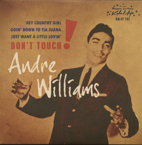 Don't Touch! (7inch, EP, 45rpm, PS)
