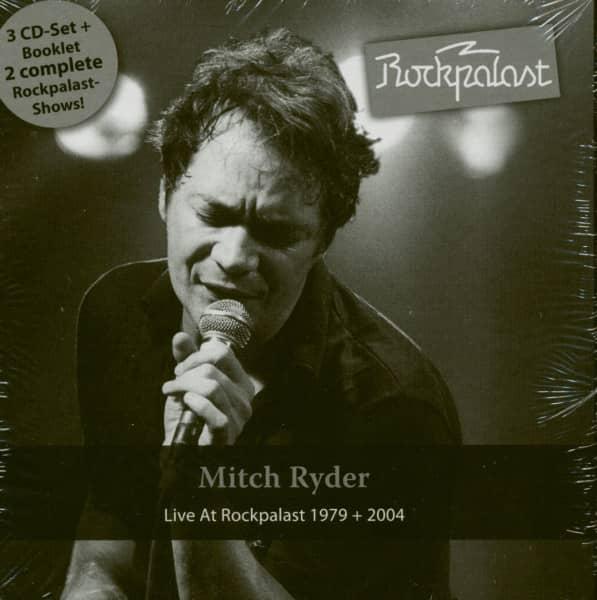 Live At Rockpalast - 1979 & 2004 (3-CD)