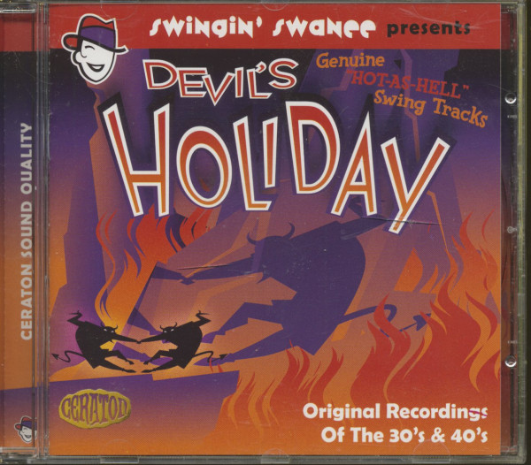 Swingin' Swanee Presents Devil's Holiday - Swing Hits 30s And 40s (CD)